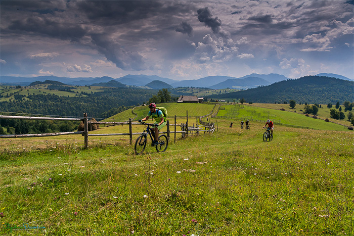Mountain Bike Tours in Rural Transylvania, Romania